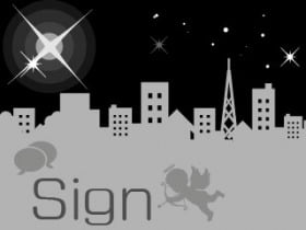 SNSサイン