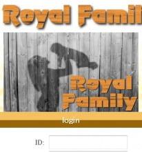 Royal Family スマホトップ
