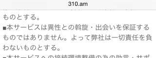 アイメール(i-Mail)規約1
