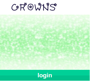 CROWNSのスマホ登録前トップ画像