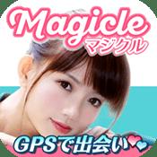 マジクルのiPhone版アプリ アイコン