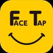 フェイスタップのios版アプリ アイコン